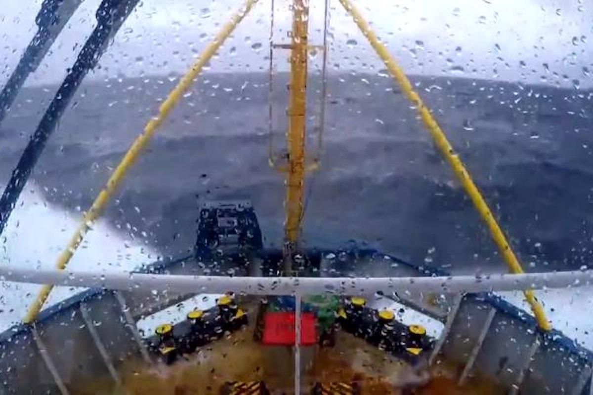 Nessun porto è stato offerto da Malta alla Sea-Watch 3