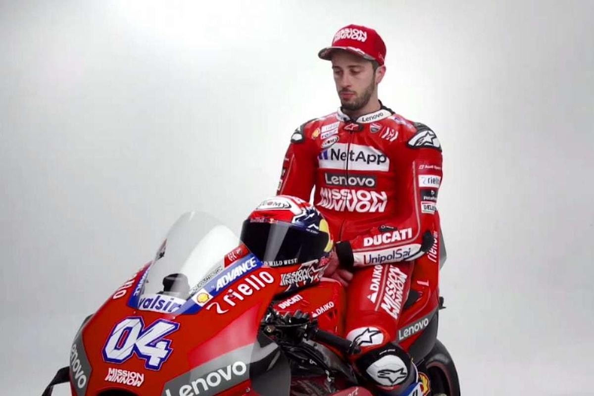 Con Mission Winnow Ducati lancia la sfida per il mondiale 2019 di MotoGP