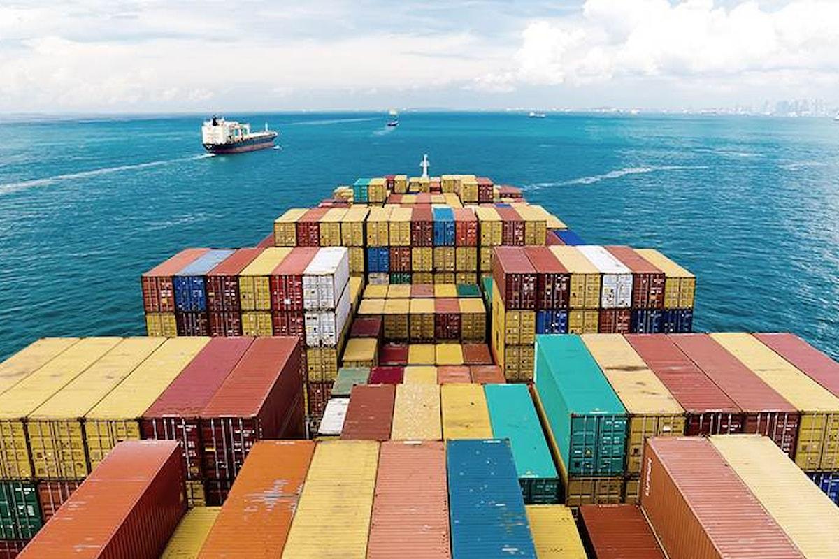 Istat, a novembre 2018 import ed export in calo