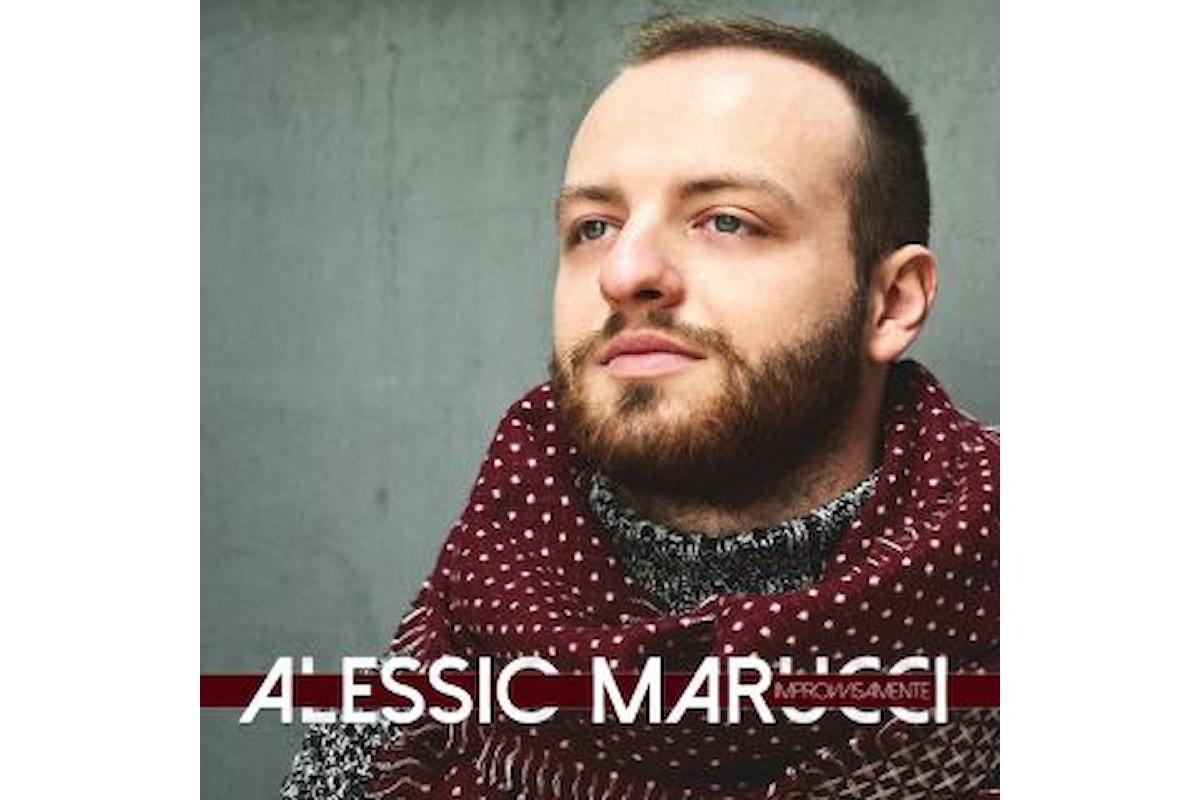 """Alessio Marucci: """"Improvvisamente"""" è il suo nuovo singolo"""