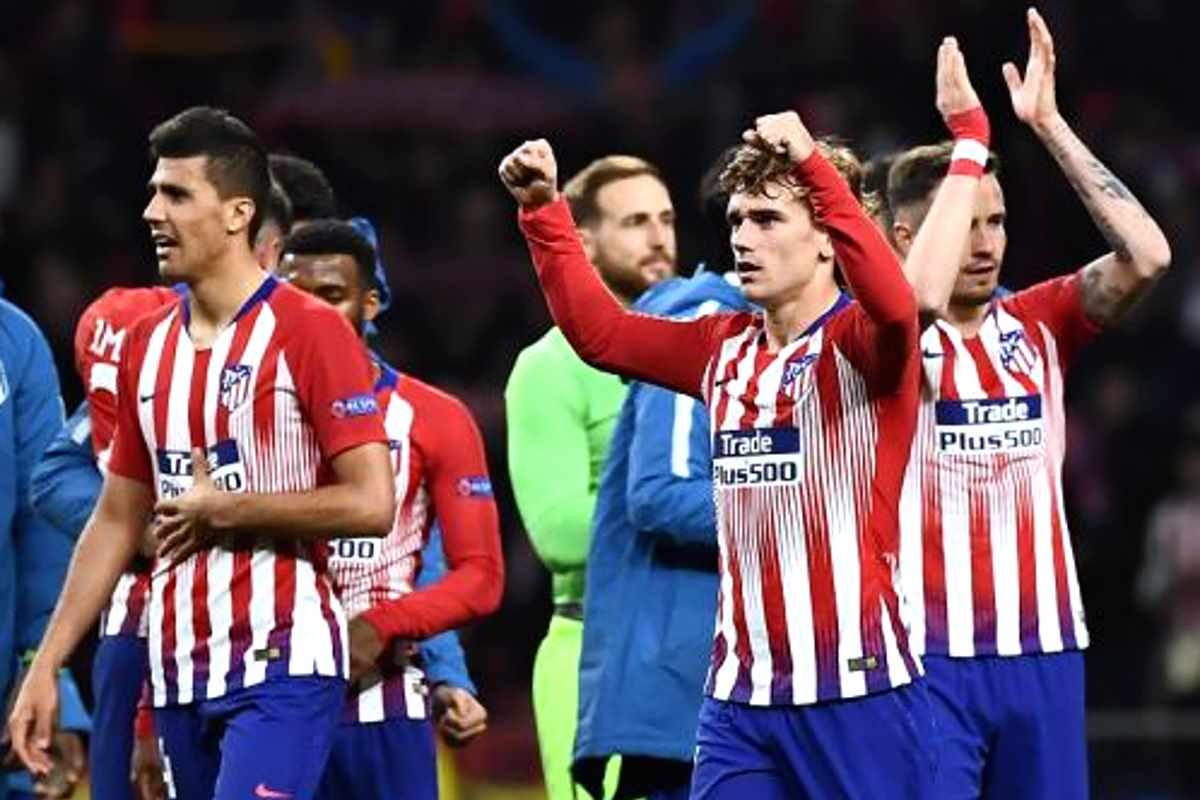 Neppure CR7 ferma i colchoneros e l'Atletico Madrid batte la Juventus per 2-0