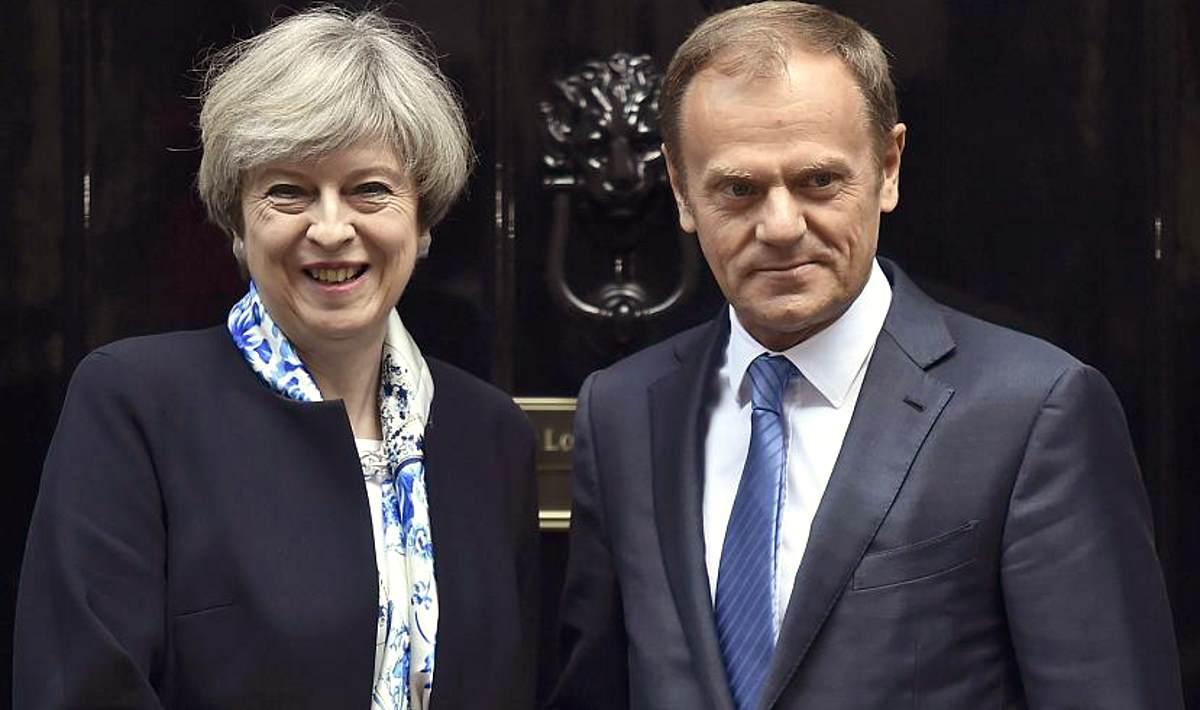 Brexit, Theresa May chiede un rinvio fino al 30 giugno, Tusk è intenzionato a estenderlo a 12 mesi