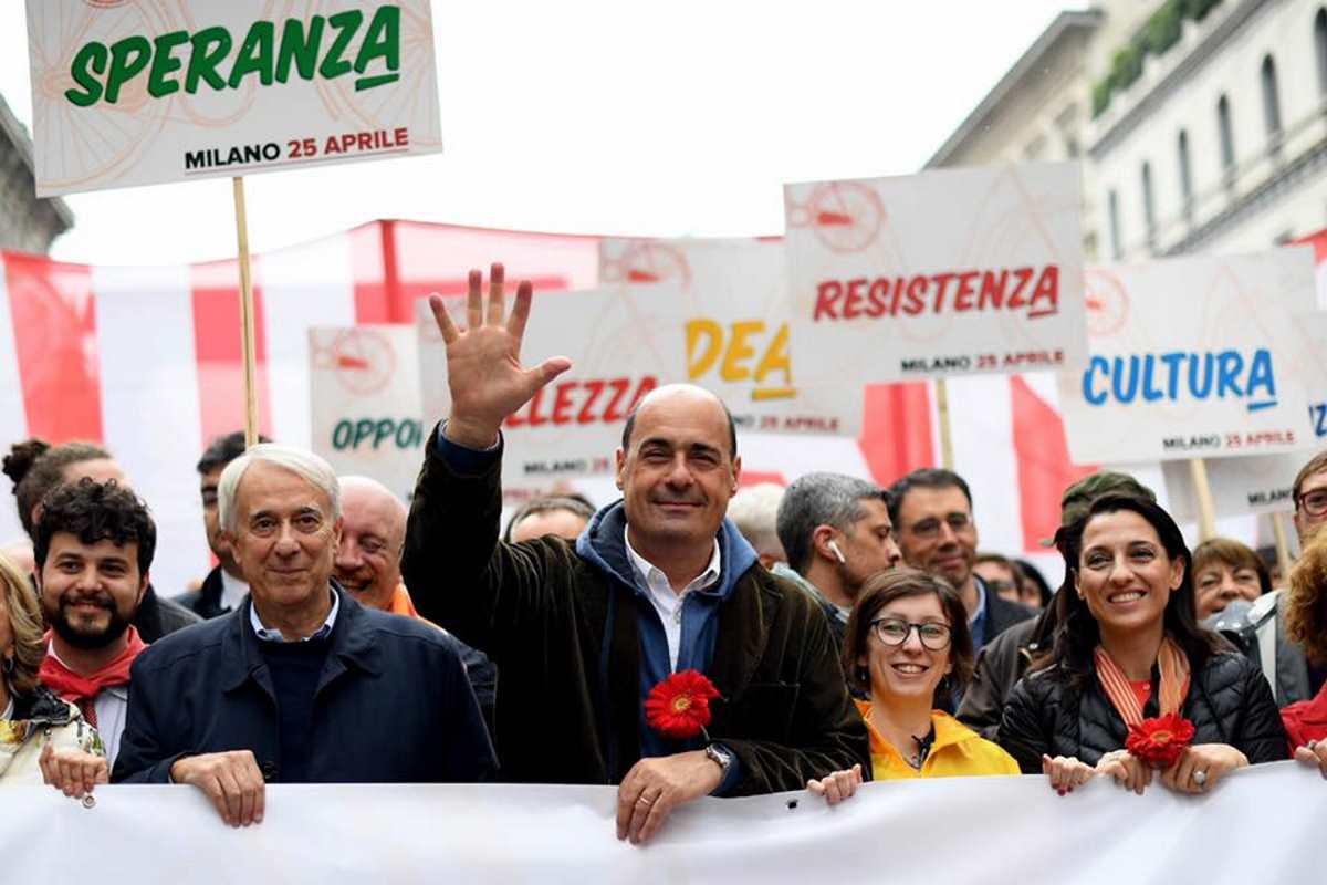 I capilista dei democratici alle europee dimostrano che il Pd di Zingaretti è identico a quello di Renzi