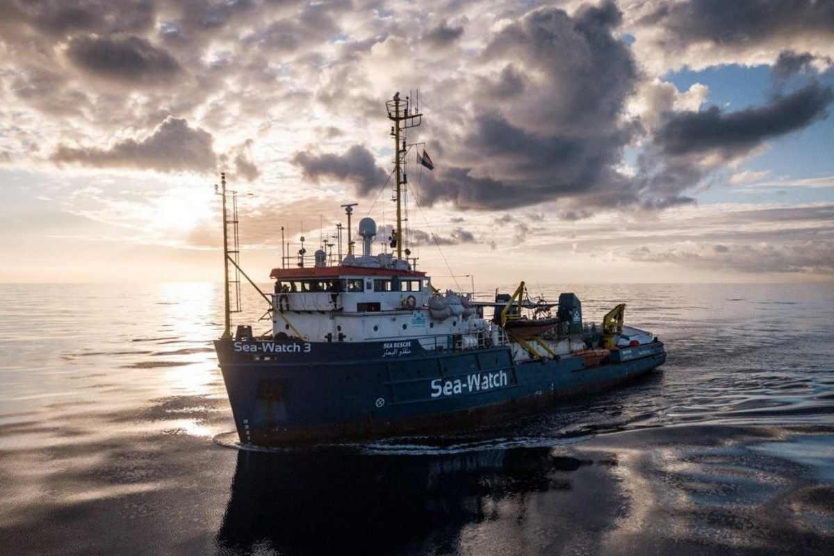 Salvini, Conte, Di Maio e Toninelli indagati per il sequestro di 47 persone a bordo della Sea-Watch 3