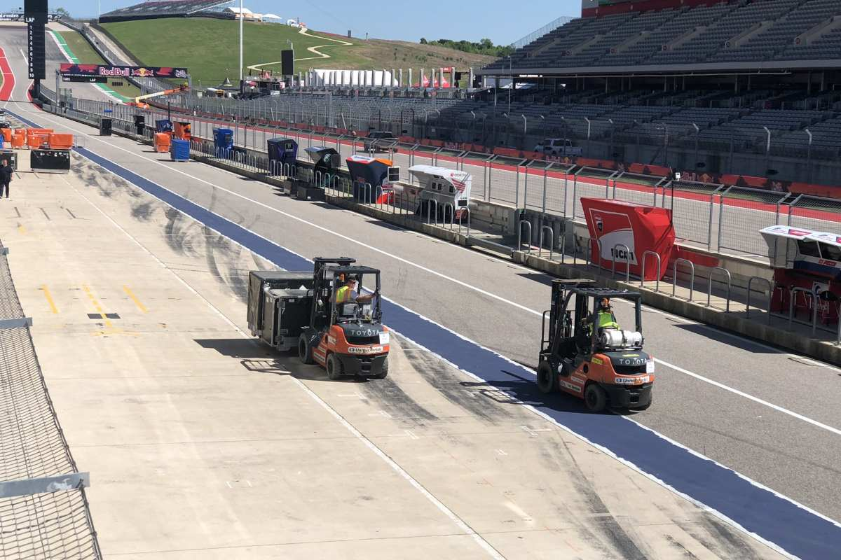 MotoGP, nel fine settima per la terza prova del mondiale 2019 si corre in Texas