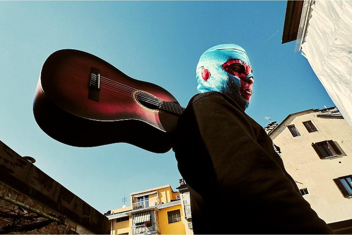 Nacho Tranquilo, un artista italiano con influenze messicane
