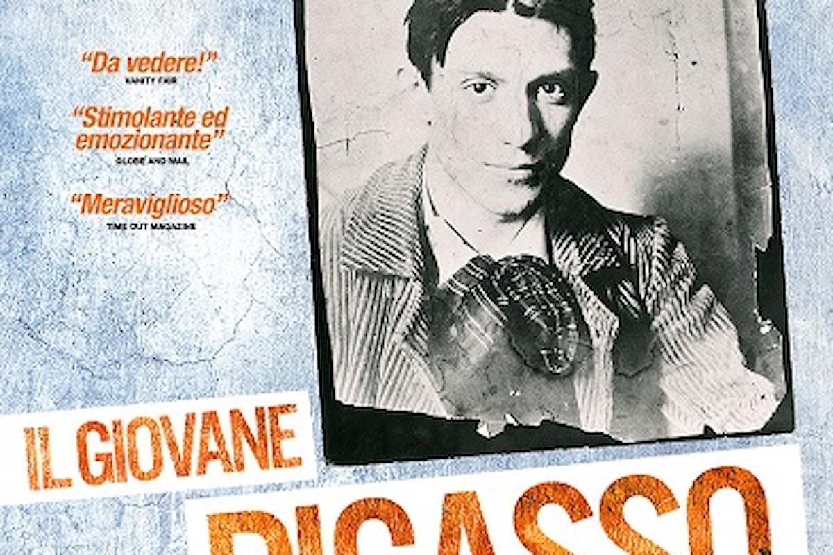 Giovane Picasso, il film diretto da Phil Grabsky al cinema