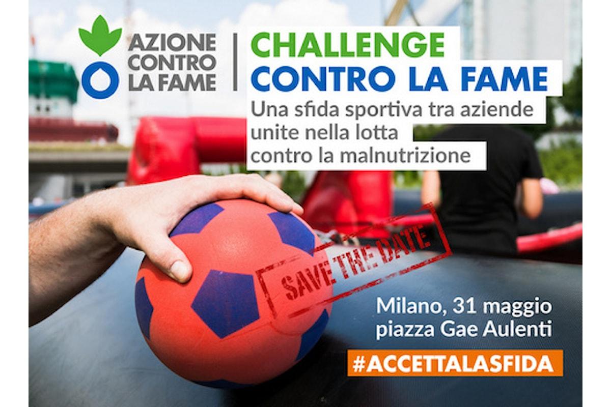 Elior Group Solidarities: Challenge contro la fame il 31 maggio a Milano