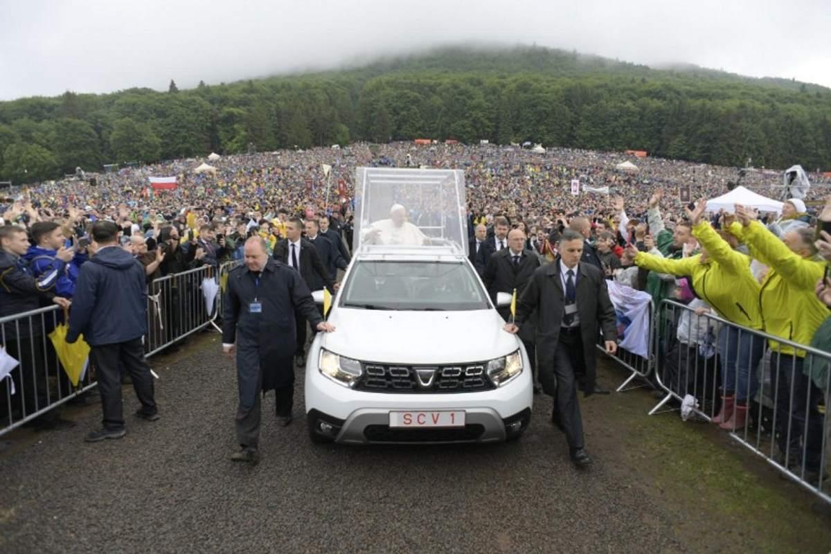 Viaggio apostolico di Papa Francesco in Romania fino al 2 giugno