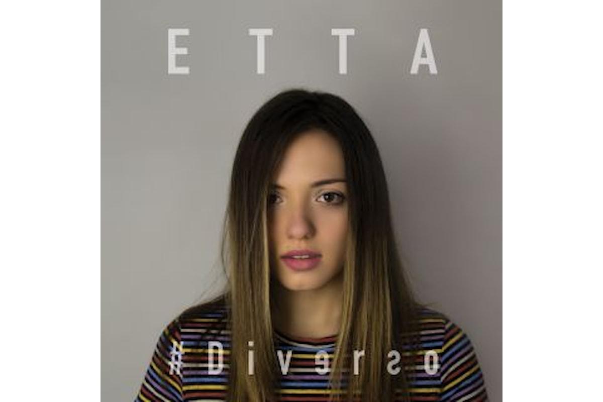 """Etta """"CON IL VENTO IN FACCIA"""" in radio il singolo estratto dall'album """"DIVƎRƧO"""""""