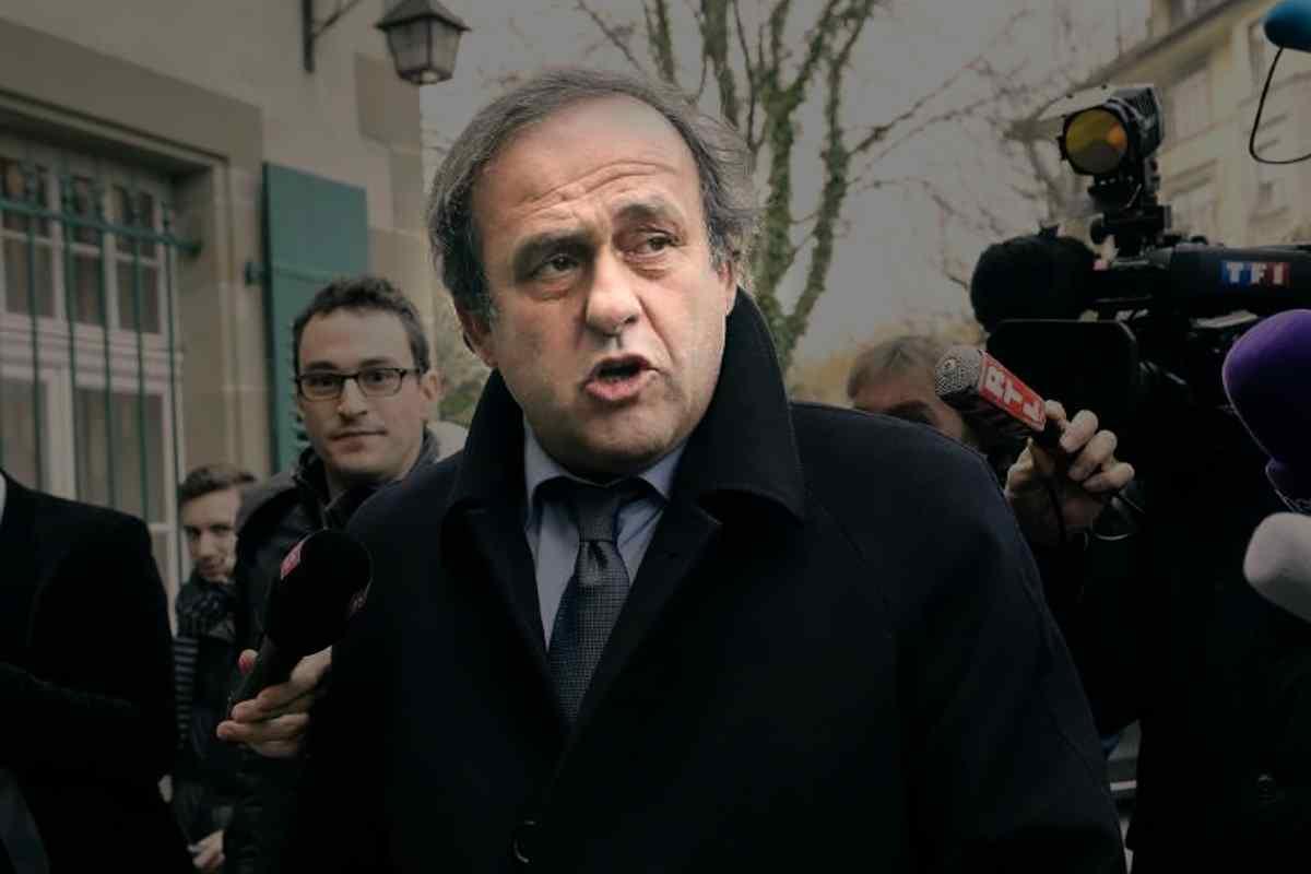Michel Platini arrestato per corruzione per l'assegnazione del Mondiale di calcio del 2022 al Qatar