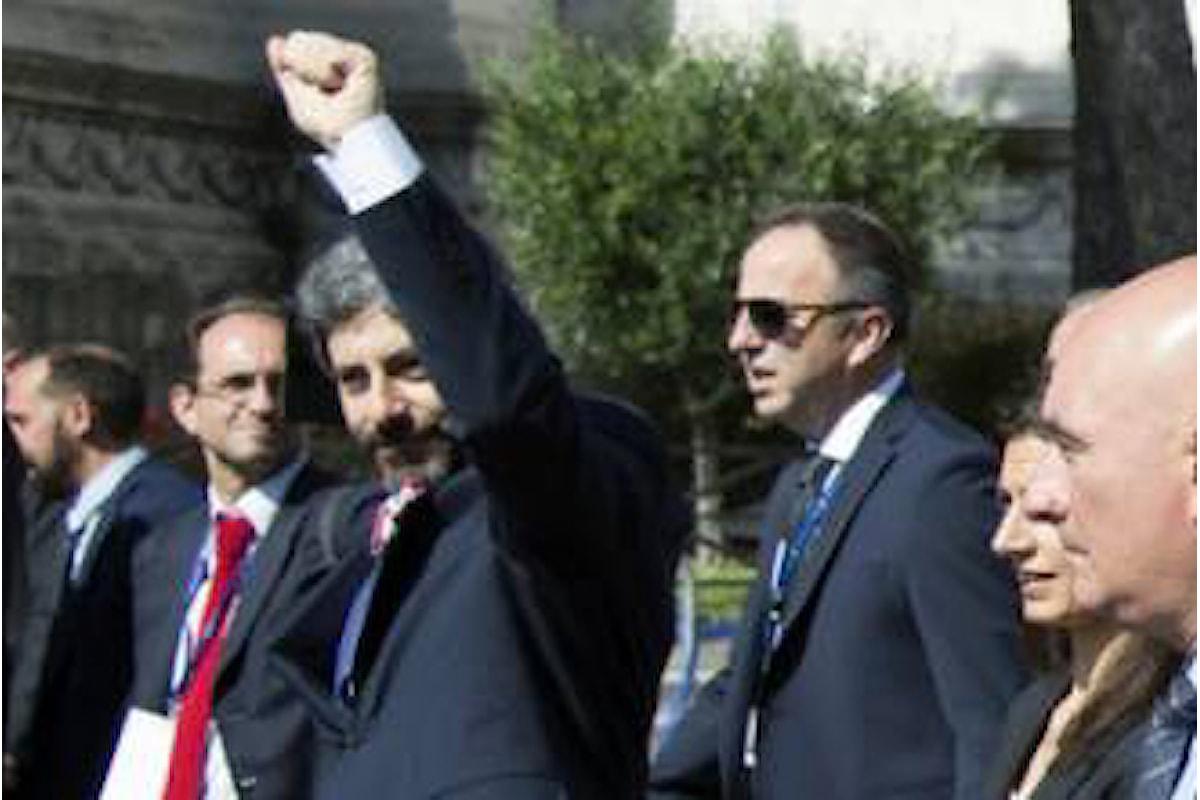 """2 Giugno. Fico: """"Festa di tutti, anche migranti"""". Salvini: """"Solo agli italiani"""""""