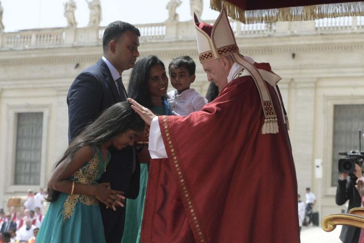 Papa Francesco: non è da cristiani definire la propria identità contro qualcuno o contro qualcosa