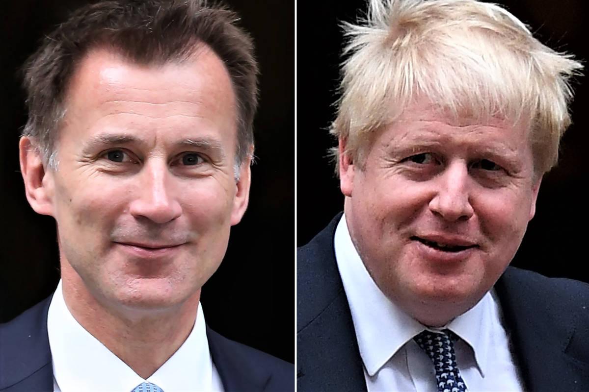 Martedì 23 luglio conosceremo chi tra Boris Johnson e Jeremy Hunt sarà il nuovo premier britannico