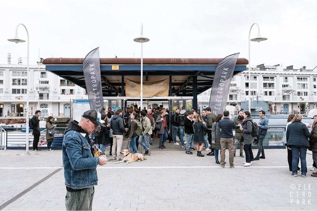 Ultimo appuntamento con Fish & Djs: da maggio più di 2300 persone al Mercato dei Pescatori della Darsena