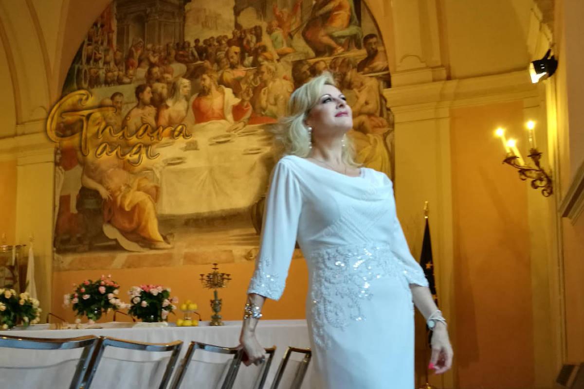 CHIARA TAIGI al concerto inaugurale della XXXIX Estate Musicale di Gressoney nella Sinfonia n° 9 di Beethoven