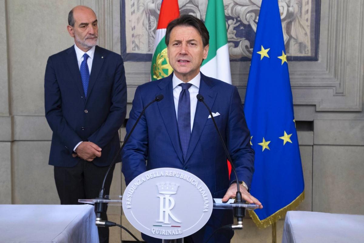 Giuseppe Conte accetta, con riserva, l'incarico da Mattarella e inizia il lavoro per dar vita ad un nuovo Governo