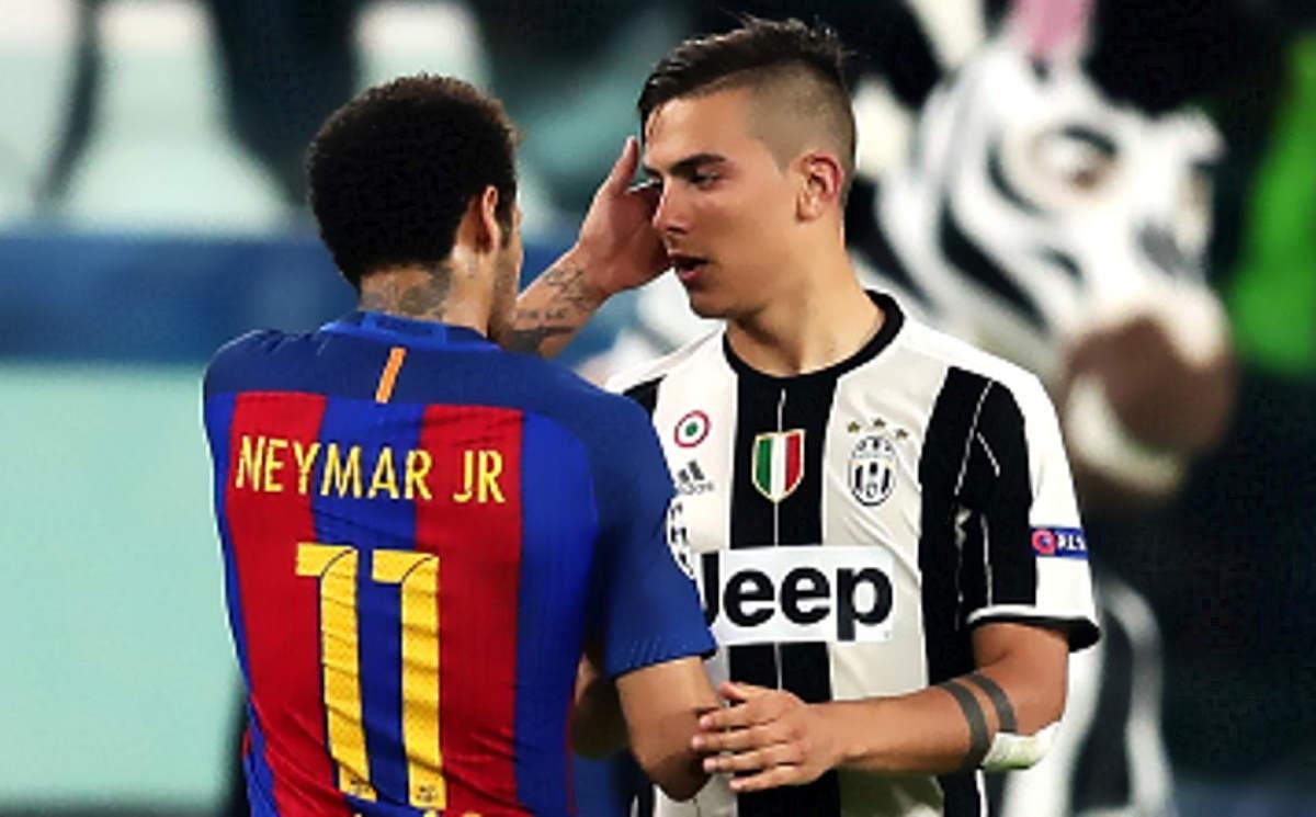 Neymar alla Juventus e Dybala al PSG? Per ora il titolo Juventus vola in borsa