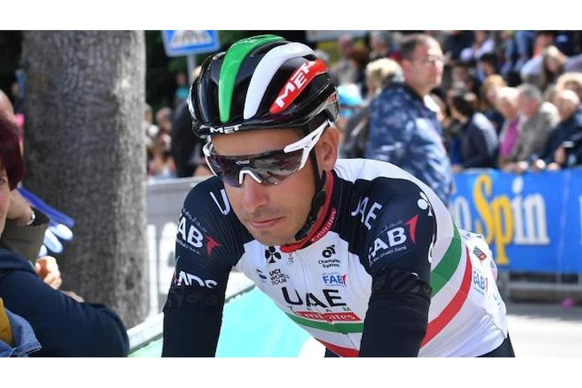 Vuelta de Espana 2019, alla prima tappa caduta rovinosa di Fabio Aru
