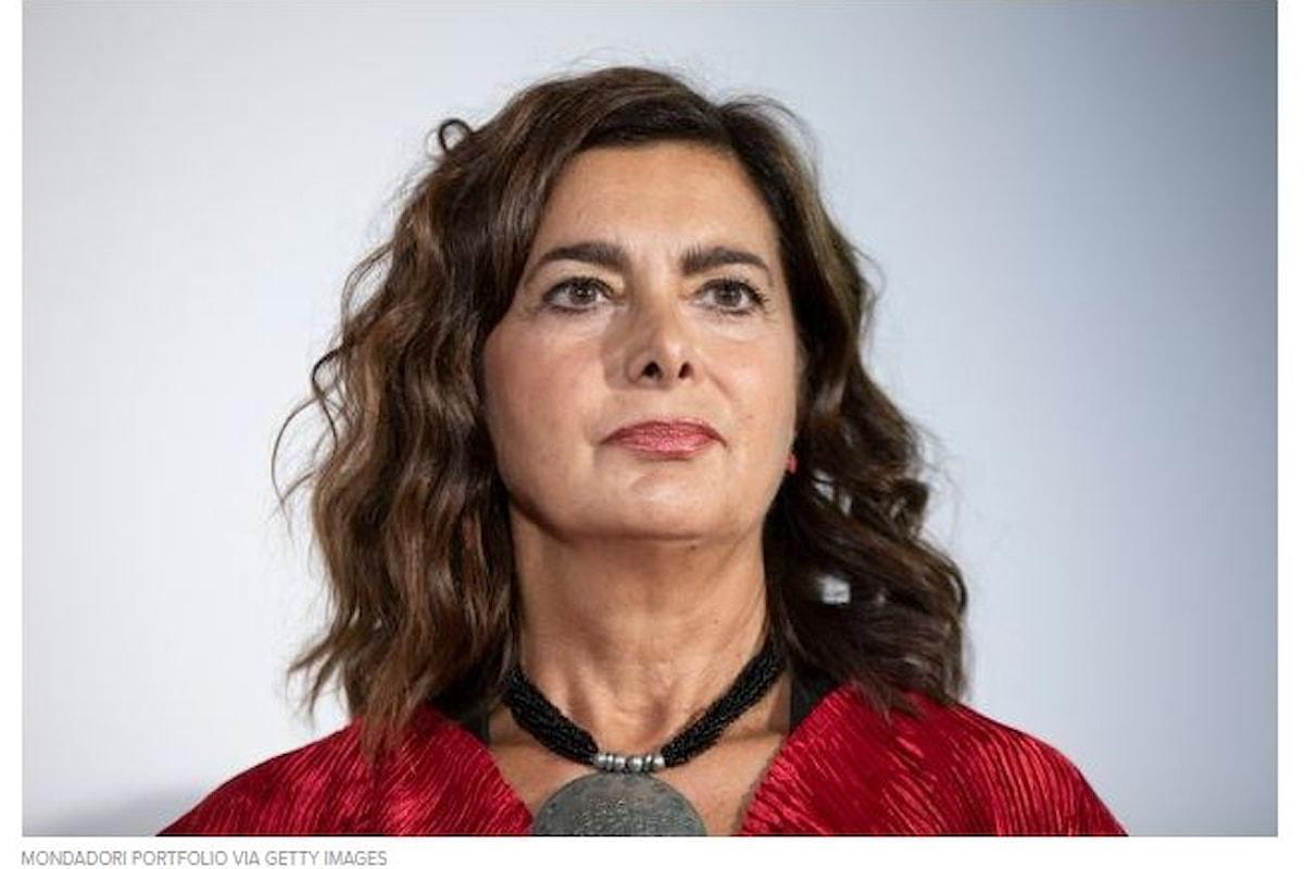 Laura Boldrini da Liberi e Uguali ai Dem contro la Destra