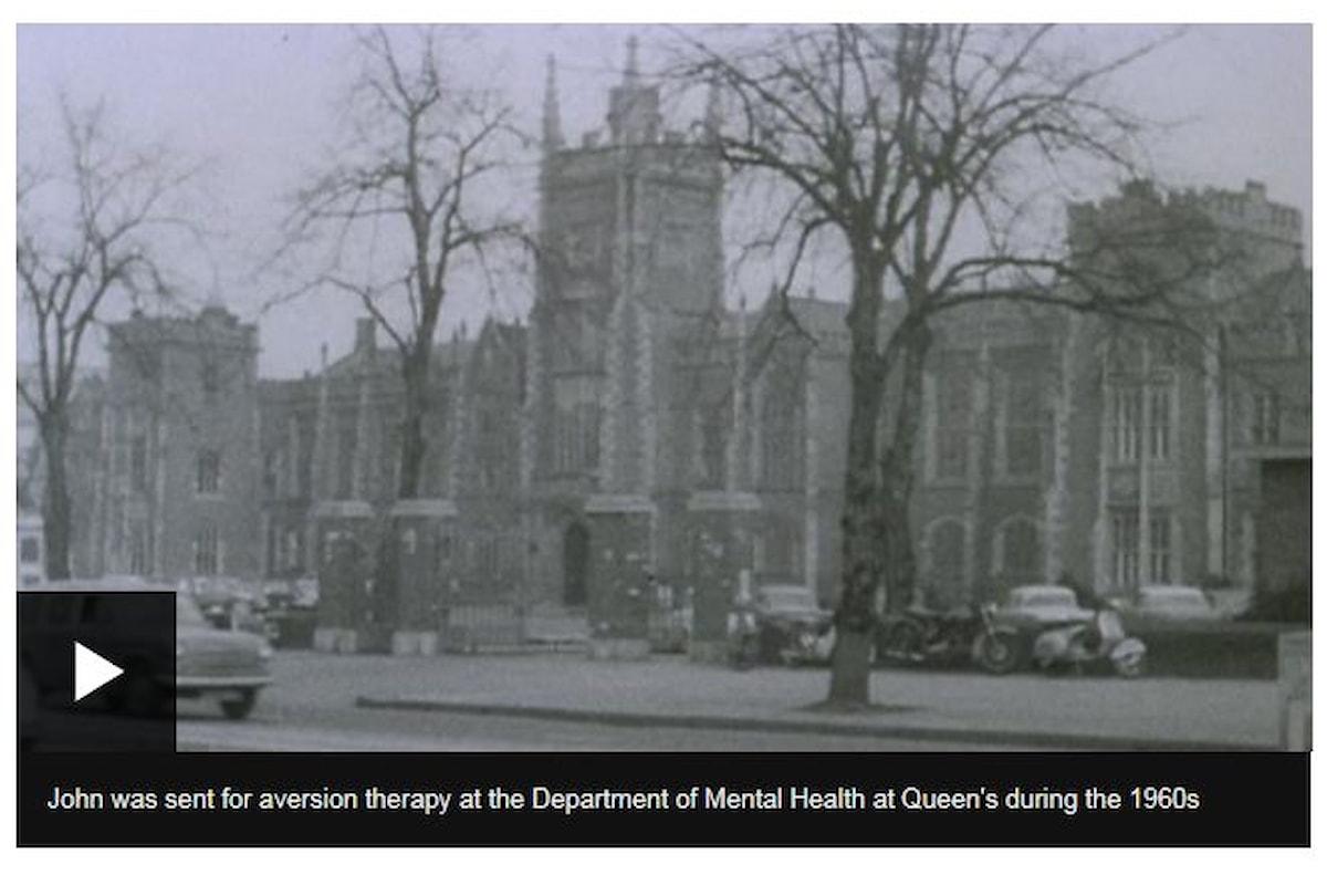 La cura elettrica contro l'omosessualità nell'Irlanda del Nord degli Anni '60