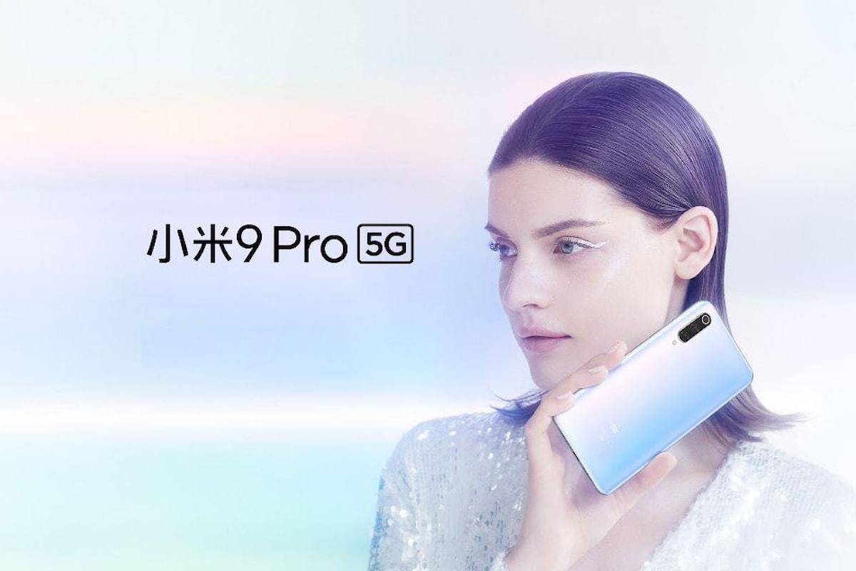 Xiaomi Mi 9 Pro 5G presentato ufficialmente: anche la serie Mi 9 ha il suo smartphone 5G ed è il più economico del mondo