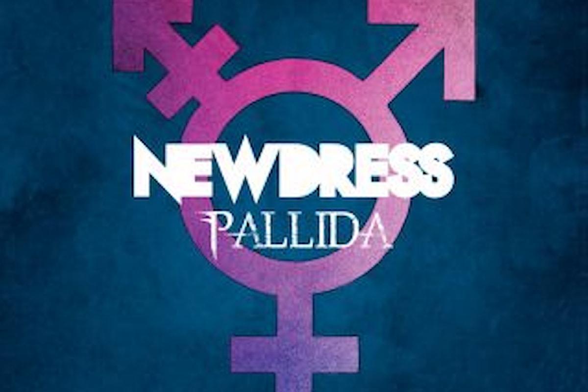 """New Dress """"Pallida"""" feat. Stefano Brandoni è il primo singolo estratto dall'album di prossima uscita """"Leicontrolei"""""""