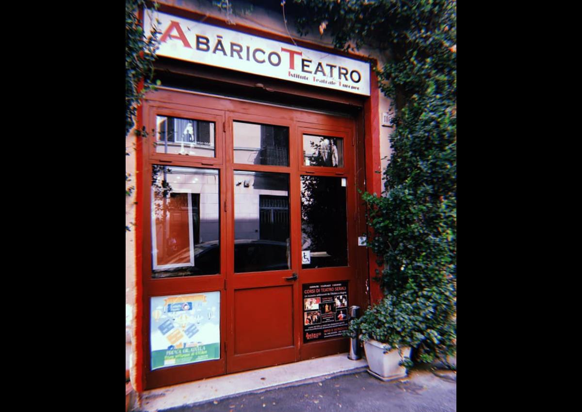 Compagnia dell'Estintore presenta Il Girotondo – Abarico Teatro il 15 e 16 novembre