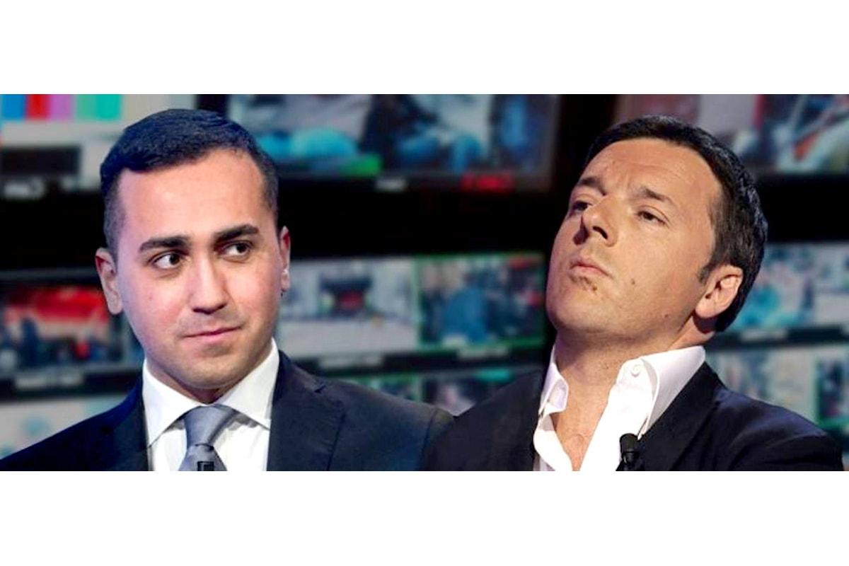 Abolire quota 100? Per Di Maio è solo nella fantasia di Renzi
