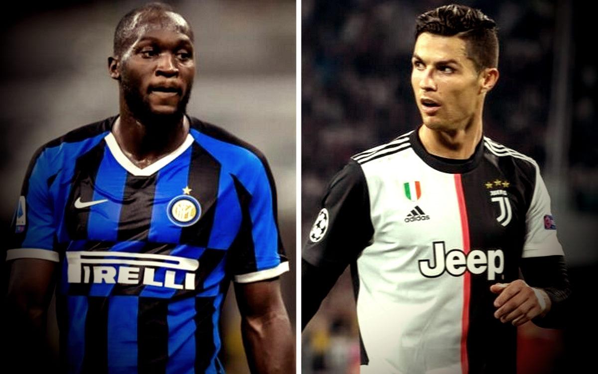 Nella 7.a di Serie A tutta l'attesa è per Inter - Juventus, domenica alle 20:45 a San Siro