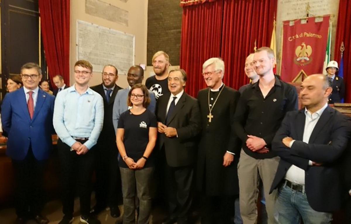 Palermo ha un nuovo cittadino, il vescovo Heinrich Bedford-Strohm: questo il motivo...