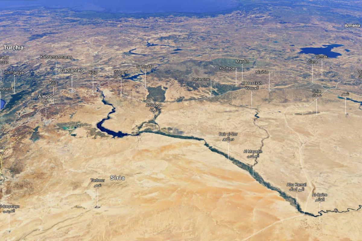 La Turchia potrebbe attaccare i curdi siriani