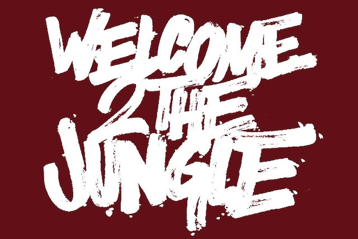 Welcome 2 The Jungle, torna il live radio show di Danno, Ceffo e Cannasuomo