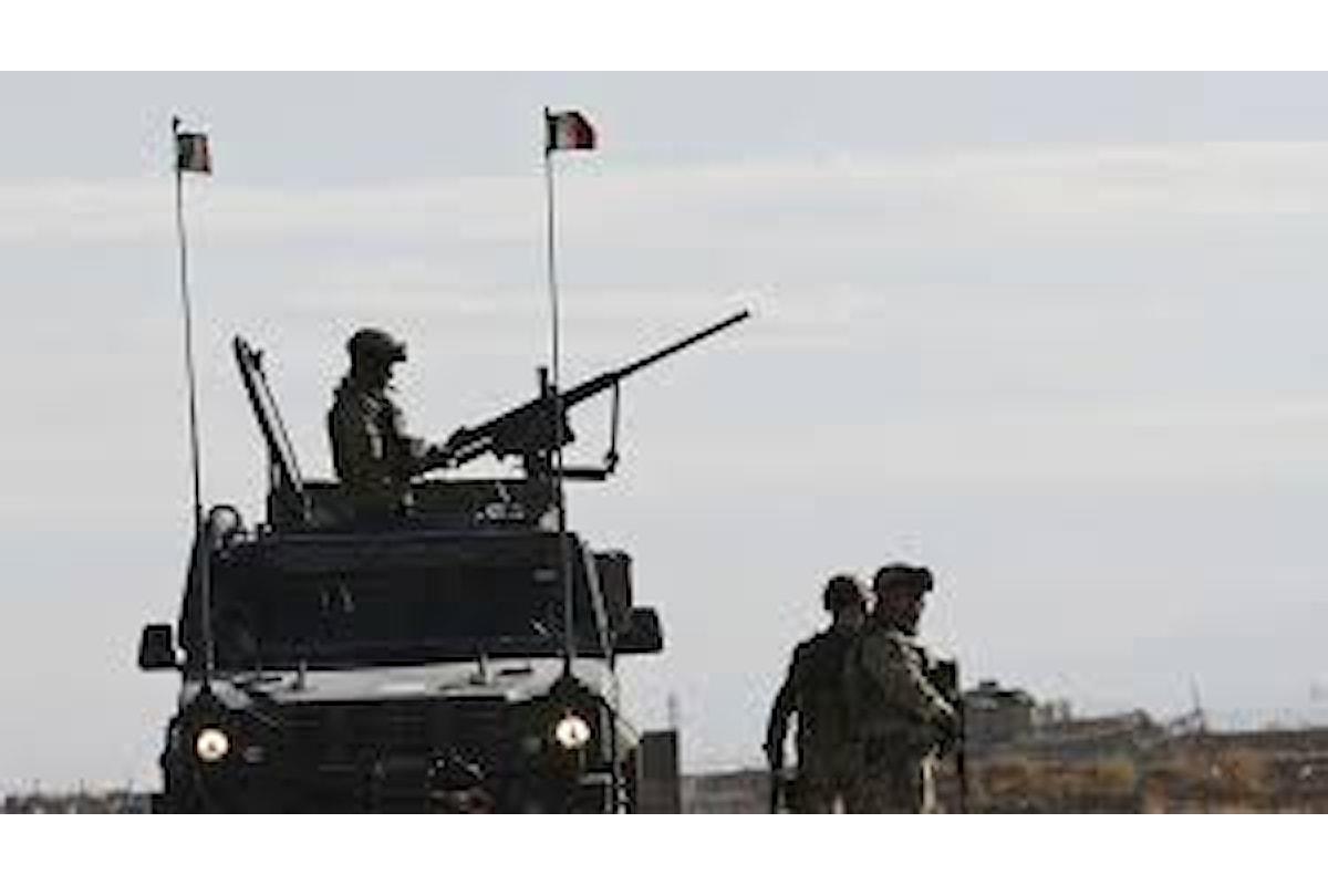 Roma, militari italiani feriti in Iraq rientrano in Italia