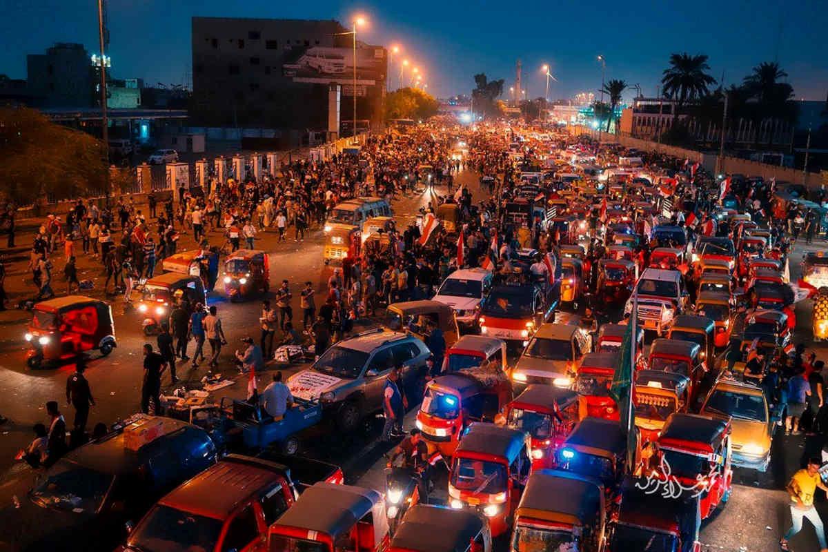 Proseguono le proteste in Iraq contro il governo di Abdul Mahdi