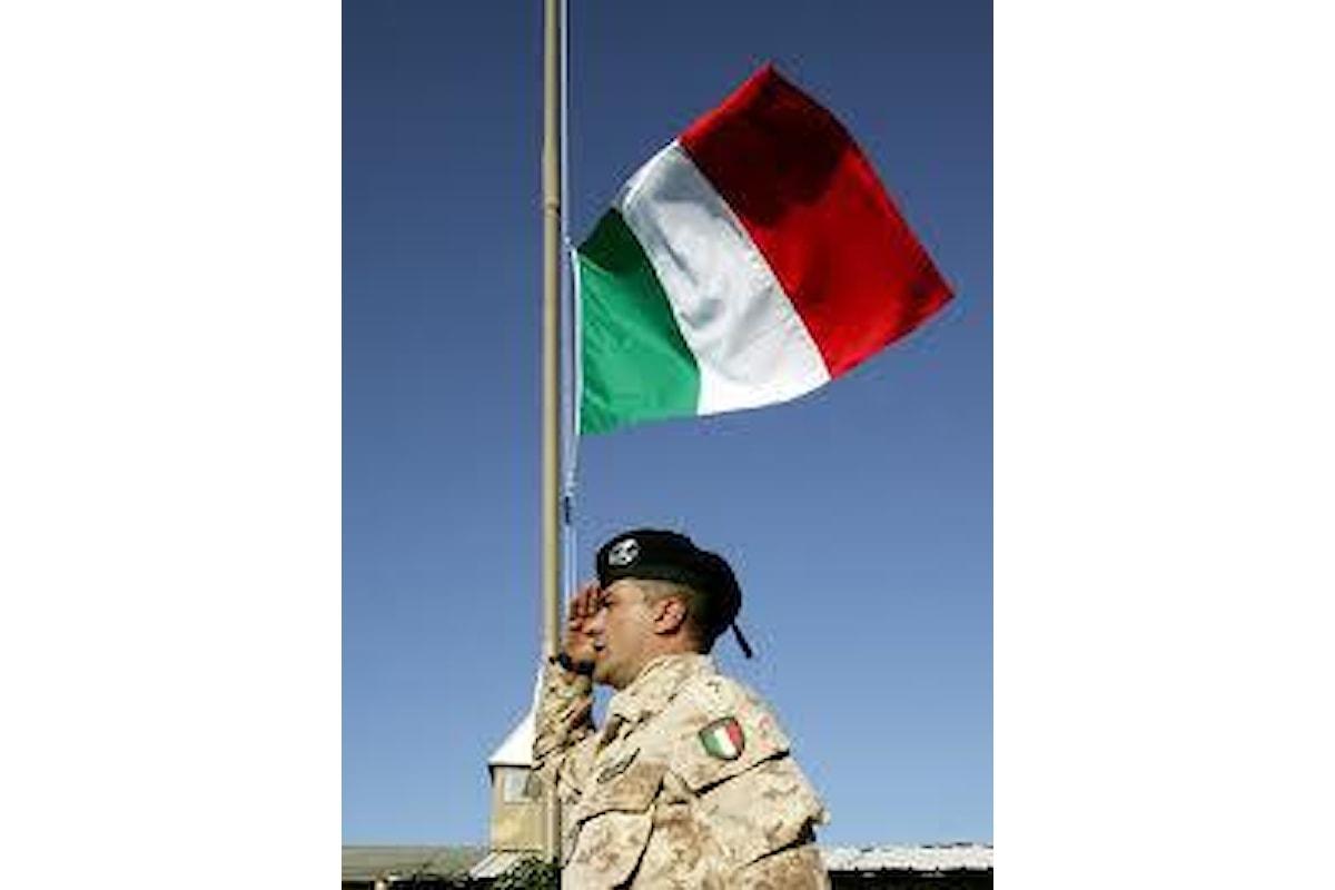 Lecce: medaglia d'oro al Caporal Maggiore Scelto Pascali della Brigata  Pinerolo