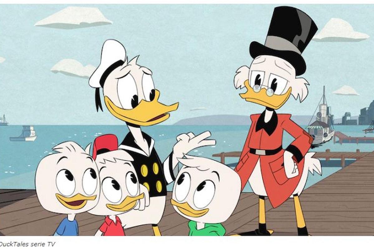 ProVita si scaglia contro la serie animata Disney DuckTales per i primi paperi gay