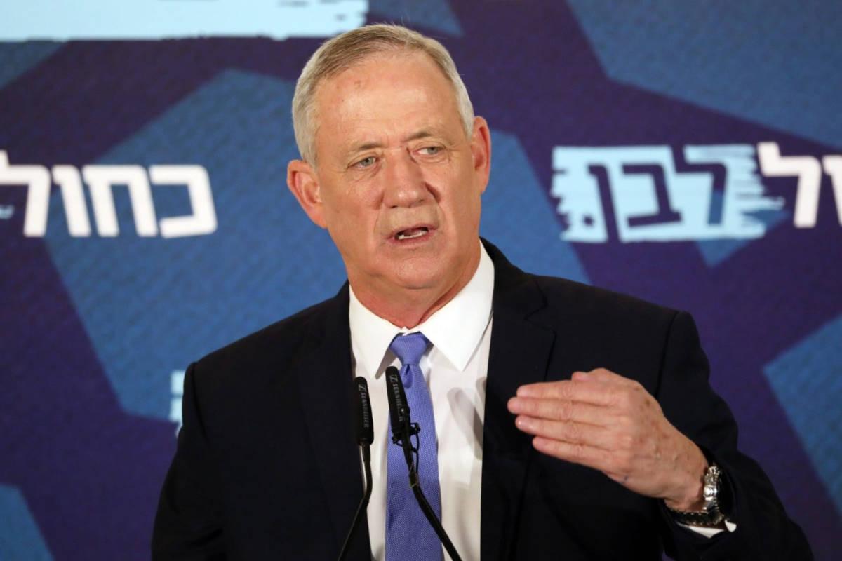 Gantz rinuncia al mandato e adesso Israele rischia di tornare al voto per la terza volta in 12 mesi