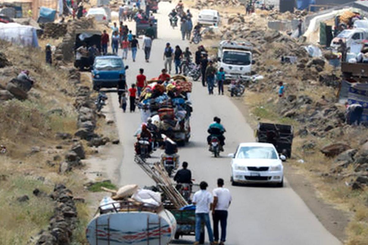 Siria: 130mila sfollati nelle ultime due settimane e almeno 65 minori vittime del conflitto solo nel mese di dicembre