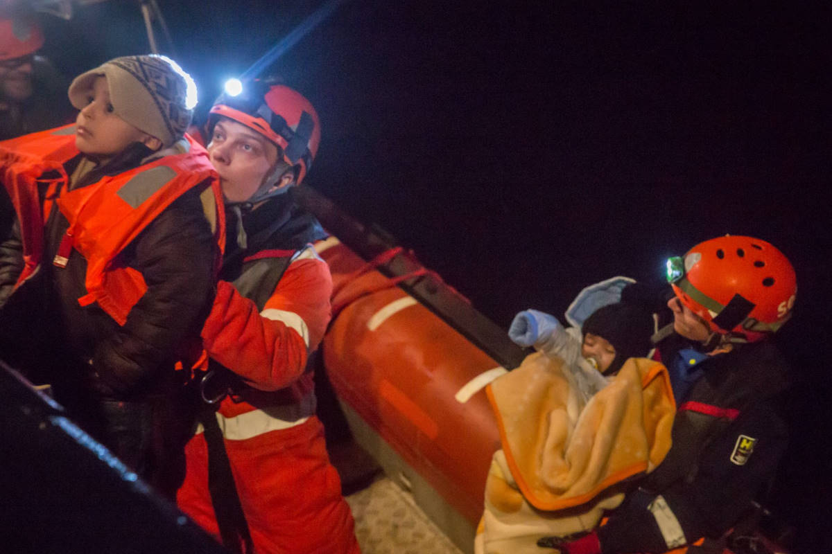 La Alan Kurdi salva 32 naufraghi, tutti libici in fuga dalla guerra