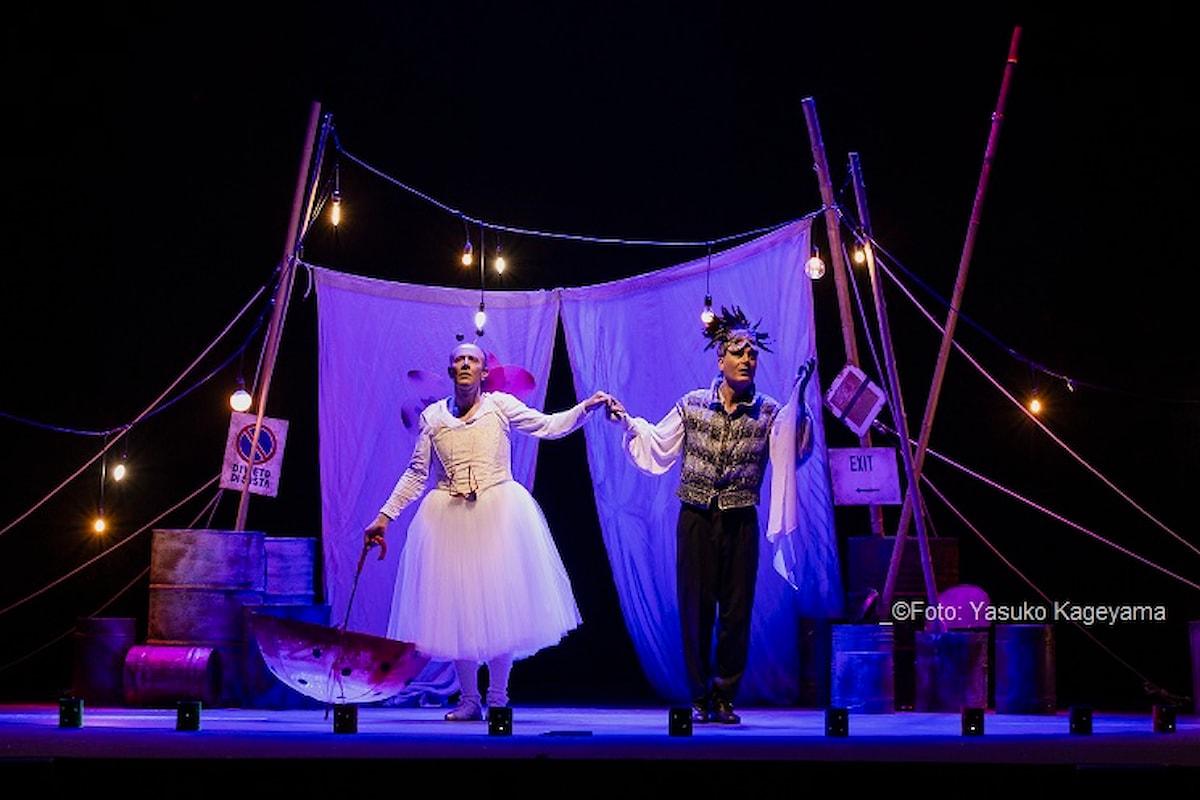 Ale e Franz in Romeo & Giulietta NATI SOTTO CONTRARIA STELLA al Manzoni