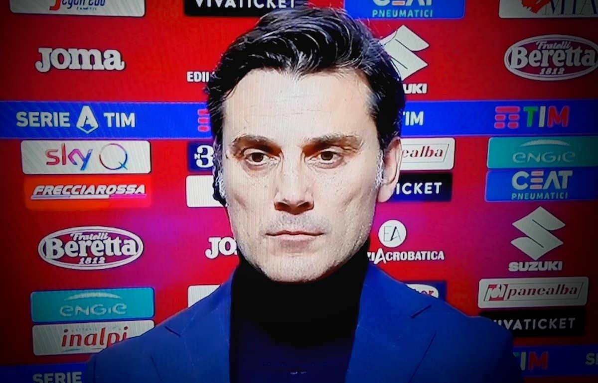 La Fiorentina perde di nuovo e Montella dà la colpa ai giocatori... che non gli sono stati messi a disposizione