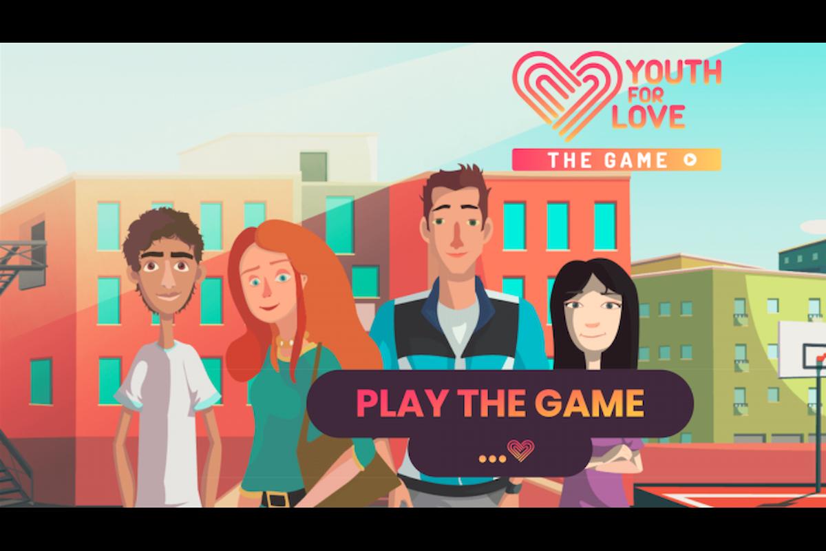 Contro il bullismo il gioco virtuale Youth For Love - The Game