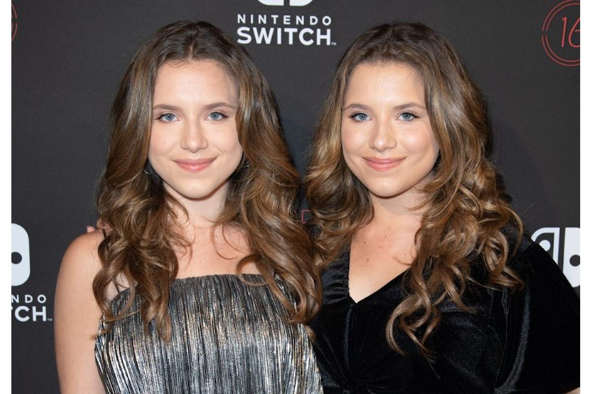 Bianca e Chiara D'Ambrosio, intervista alle due star americane