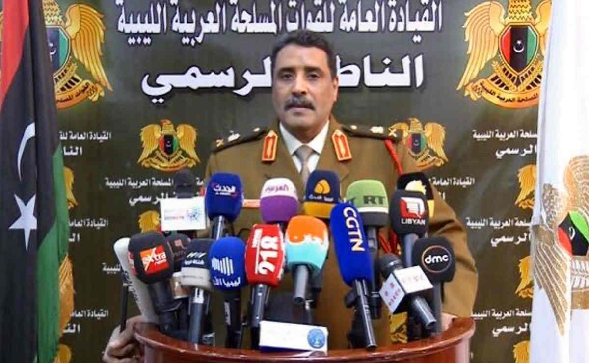 L'esercito di Haftar conquista Sirte