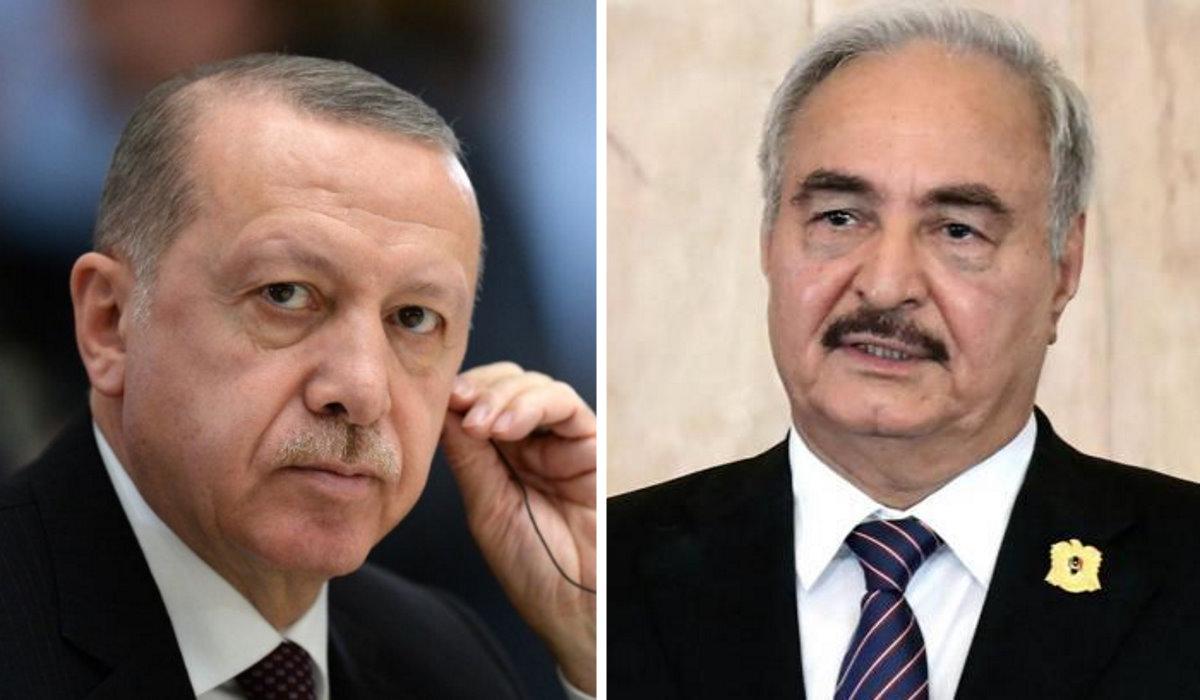 Alla vigilia della Conferenza di Berlino, Erdogan chiede il supporto dell'Europa ed Haftar blocca le esportazioni di greggio