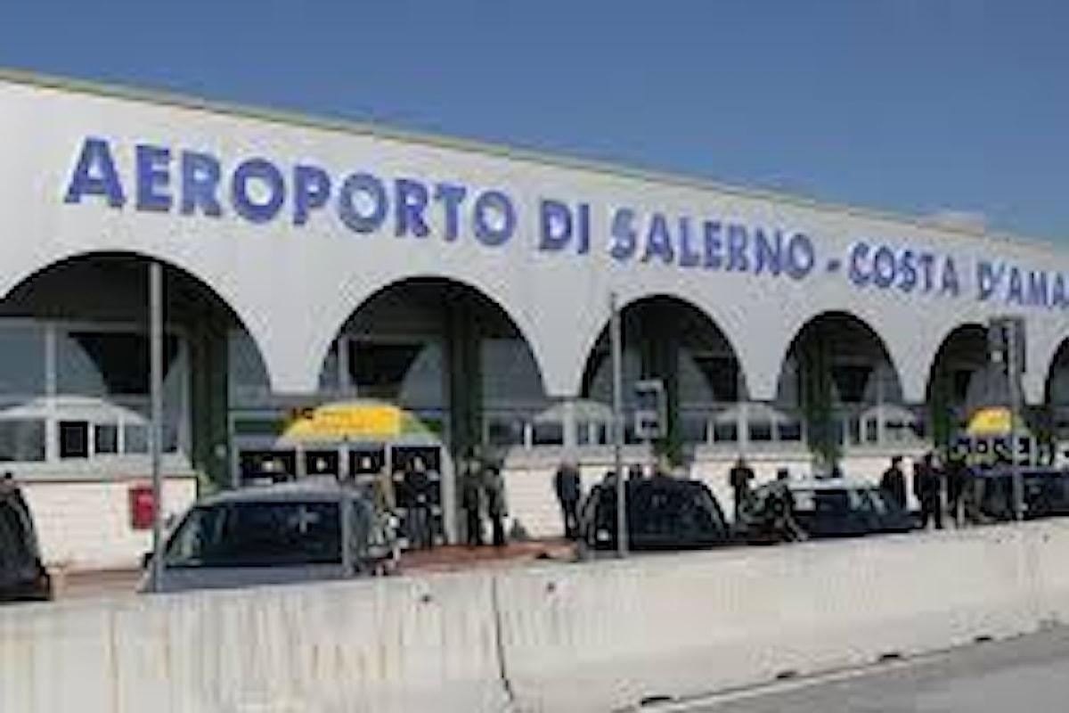 Pontecagnano Faiano: aggiornamento sul ricorso contro i decreti ministeriali per la costruzione dell'Aeroporto Costa d'Amalfi di Salerno