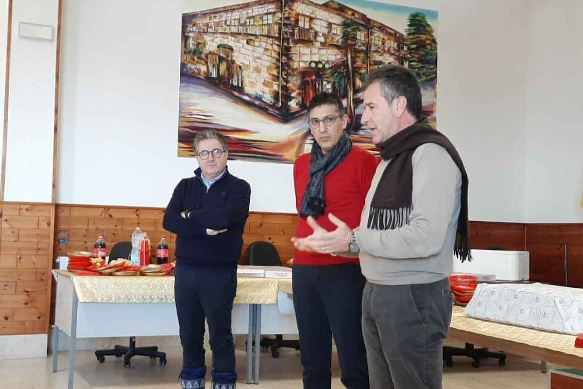 Una nuova assunzione al Comune di Petralia Soprana. L'arch. Tommaso Librizzi è il capo dell'ufficio tecnico