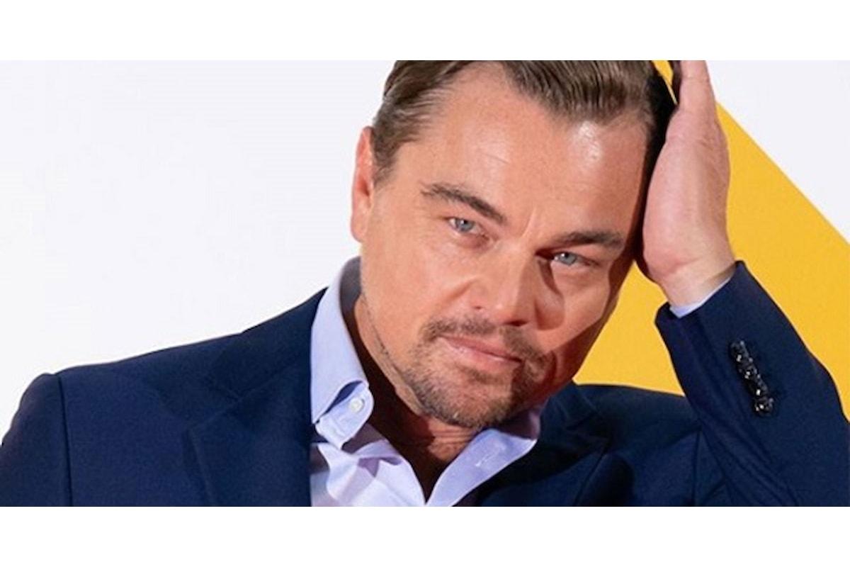 Leonardo Di Caprio salva un uomo che stava rischiando di annegare