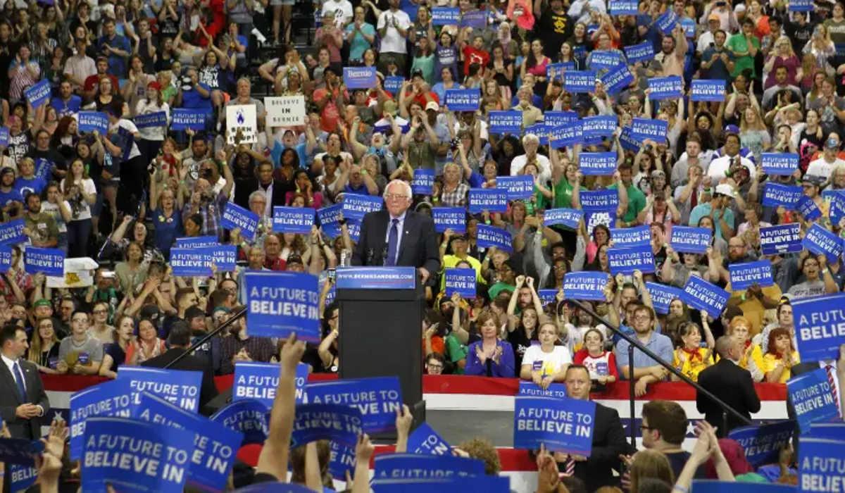 Presidenziali Usa 2020, Sanders stravince le primarie dem in Nevada